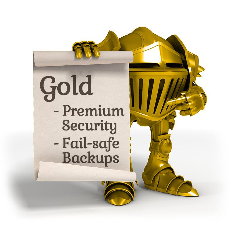 Premium Website Security